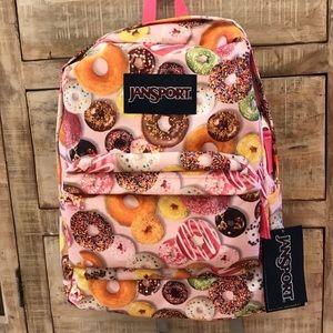 Jansport | Multi Donuts Superbreak Backpack